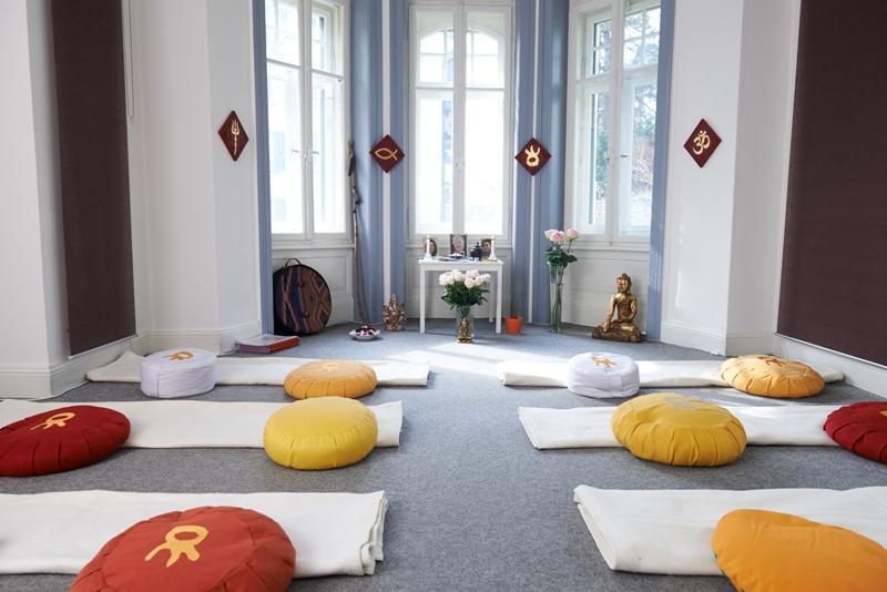 Seminar Und Meditationsraum