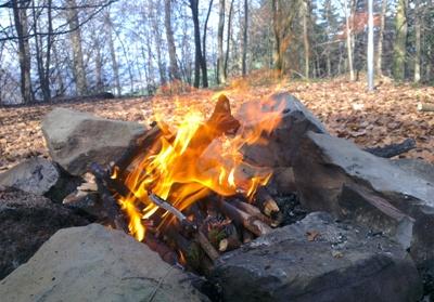 Schamanismus aus dem Feuer